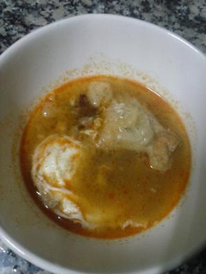 receta Sopa de ajo