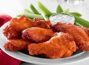 receta Buffalo Wings