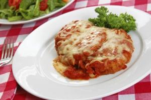 receta Cachopo a la napolitana